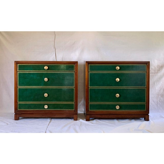 Mid-Century Parzinger Chests- A Pair For Sale - Image 13 of 13