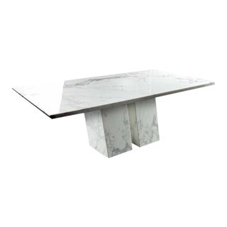 Ermes Bianco Dining Table For Sale