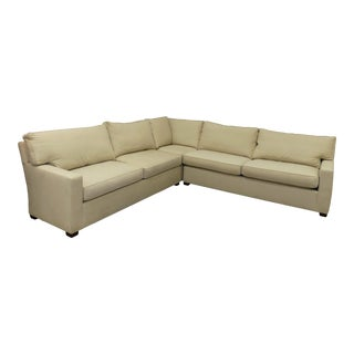 Baker Furniture Sectional- 3 Pieces For Sale