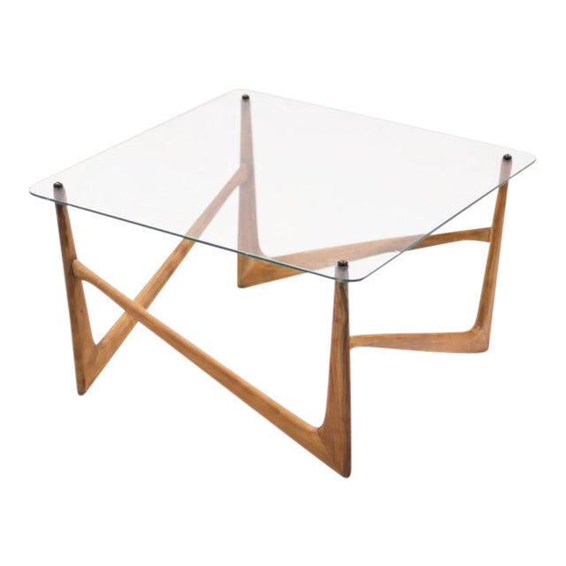 Italian Organic Coffee Table For Sale