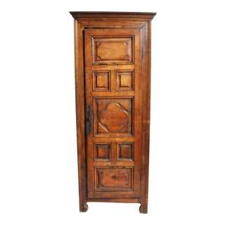 Louis XIII Style Petite Armoire For Sale