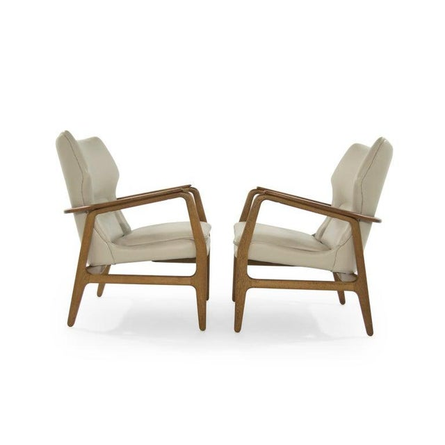 Mid-Century Modern Teak Lounge Chairs by Aksel Bender Madsen for Bovenkamp - a Pair For Sale - Image 3 of 13