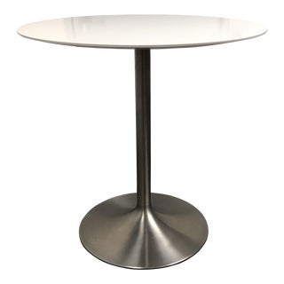 Room & Board Aria White Counter Table