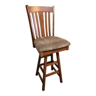 Madison Mission Bar Stool For Sale