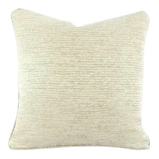 Gp & J Baker Esker Marble Self-Welt Pillow Cover For Sale