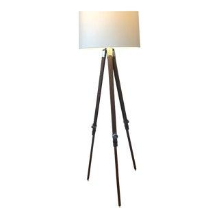 Industrial Surveyors Floor Lamp For Sale