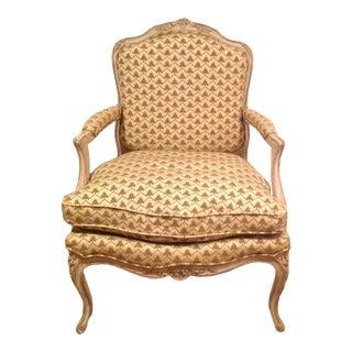 Vintage Mid-Century Yale Burge Arm Chair For Sale