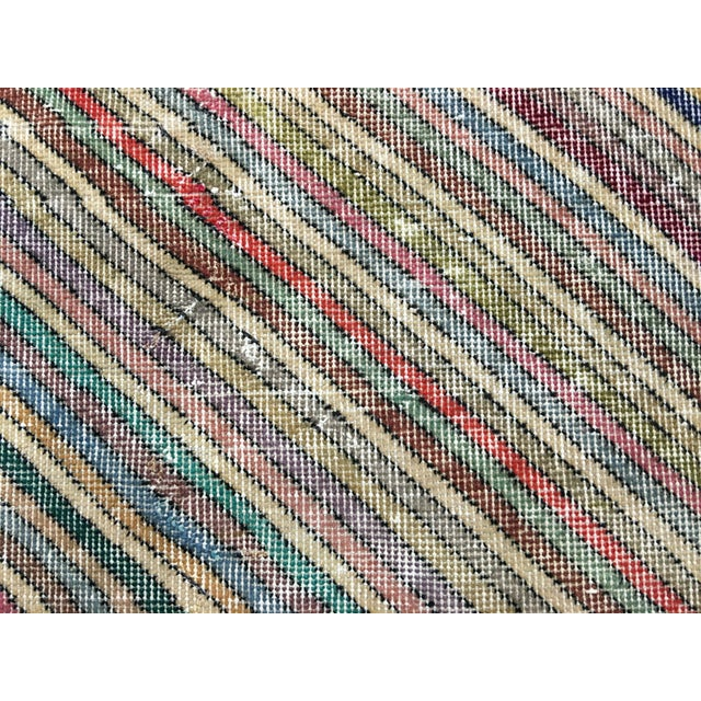"Zeki Muran Turkish Rug - 3'11"" x 8'4"" - Image 4 of 8"