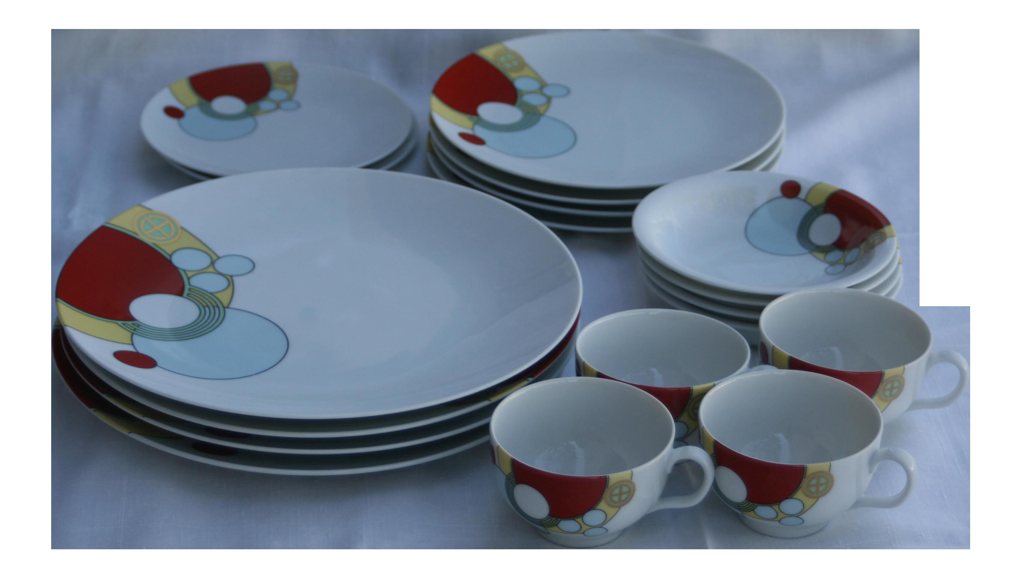Frank Lloyd Wright for Noritake Imperial Hotel Dinnerware - 18 Pc. - Image 1 of  sc 1 st  Chairish & Frank Lloyd Wright for Noritake Imperial Hotel Dinnerware - 18 Pc ...
