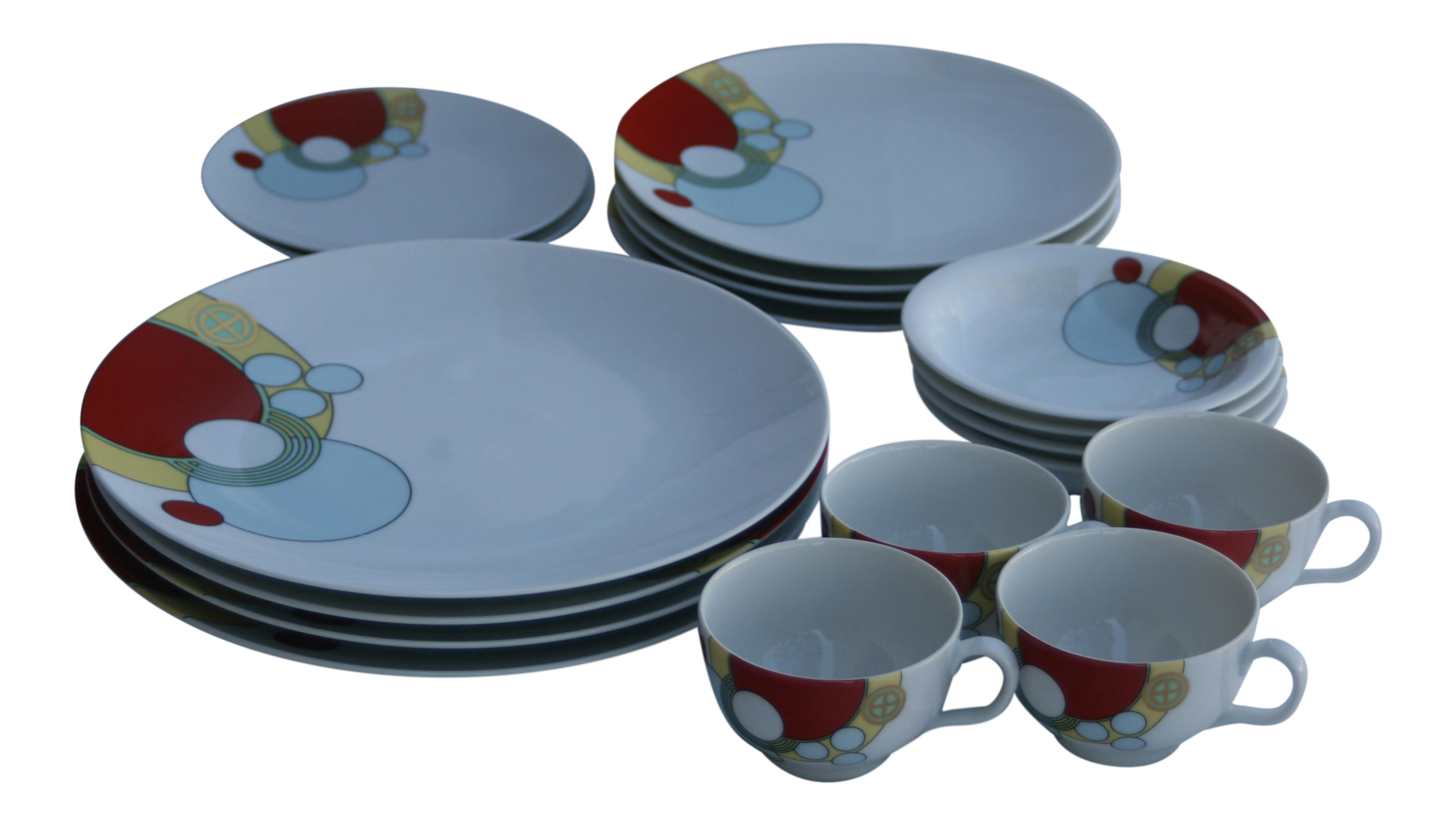 Frank Lloyd Wright for Noritake Imperial Hotel Dinnerware - 18 Pc.  sc 1 st  Chairish & Frank Lloyd Wright for Noritake Imperial Hotel Dinnerware - 18 Pc ...
