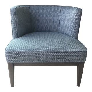 Modern Crate & Barrel Chair For Sale