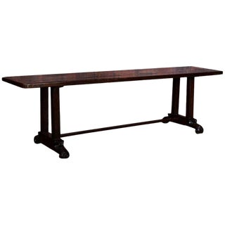 Antique Spanish Colonial Table From the Philippines For Sale