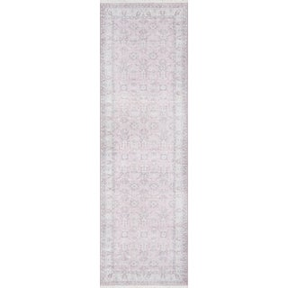 "Momeni Helena Tanvi Pink 2'6"" X 8' Runner For Sale"