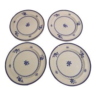 Copeland Spode Gloucester Blue Dinner Plates - Set of 12 For Sale