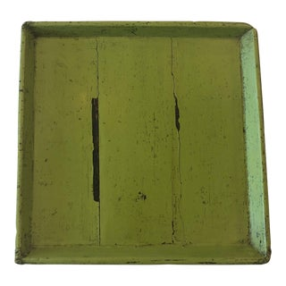 Wisteria Green Tray For Sale