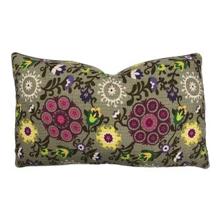 Vintage Handcrafted Bohemian Body Pillow