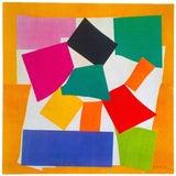 "Image of Henri Matisse Vintage 1973 Authentic Lithograph Print "" the Snail - l'Escargot "" 1953 For Sale"