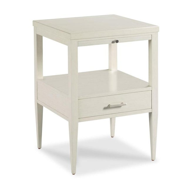 American Toulon Bedside Table For Sale - Image 3 of 3