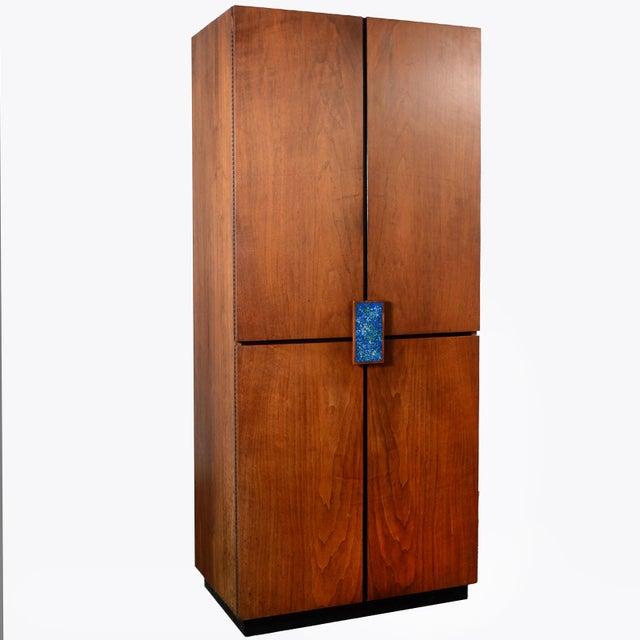 Richard Thompson Stereo Cabinet or Bar by Glenn of California - Image 2 of 11