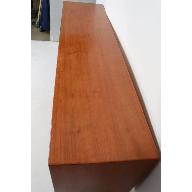 Falster Møbelfabrik 1960s Danish Modern Teak Dresser Arne Vodder For Sale - Image 4 of 8