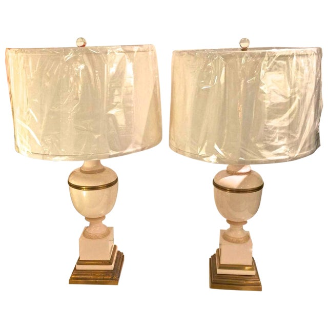 Mary McDonald Lamps - a Pair - Image 1 of 6