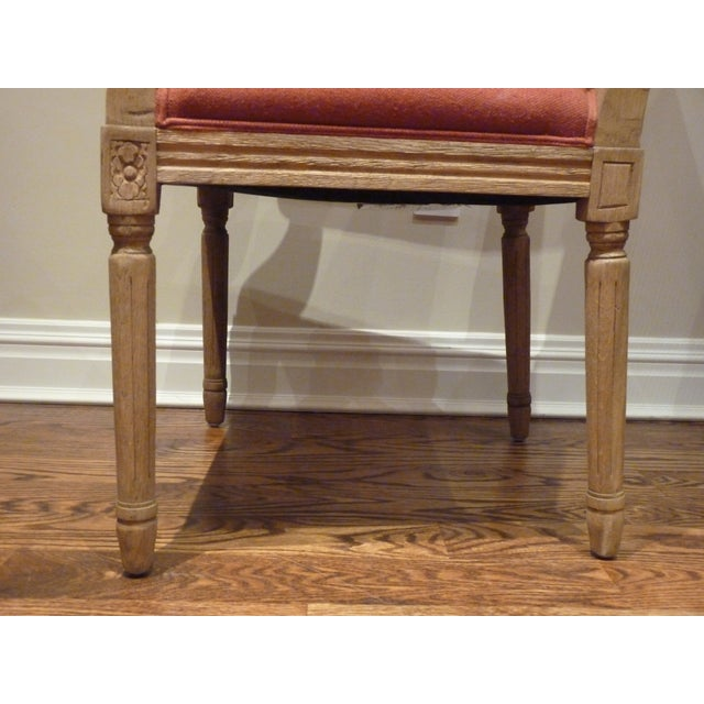 Restoration Hardware Cane Back Chairs - Pair - Image 5 of 6