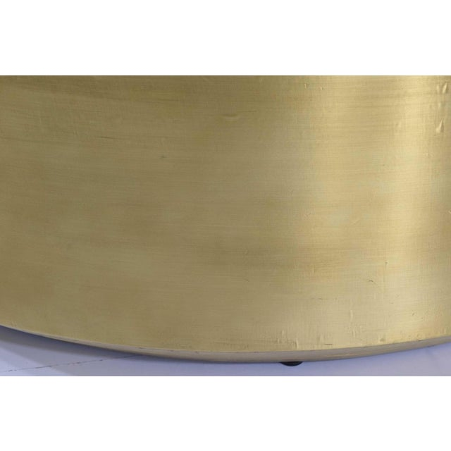 Gold Carnaby Coffee Table by Bernhardt For Sale - Image 8 of 10