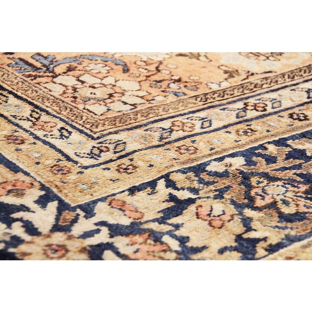 "Antique Persian Mahal Rug- 12'10"" X 17' 0"" - Image 5 of 5"