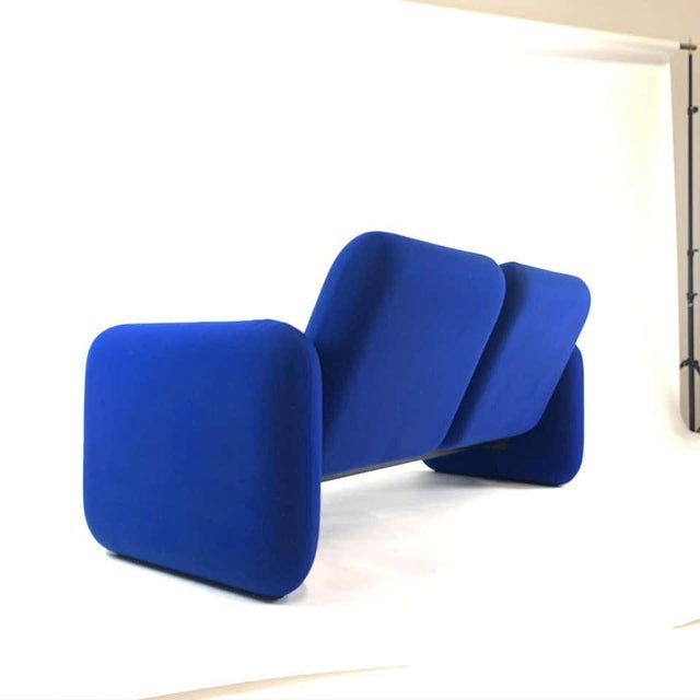 "Iconic Modern Design 1970s ""Chiclet"" Sofa Settee by Ray Wilkes for Herman Miller For Sale - Image 10 of 13"