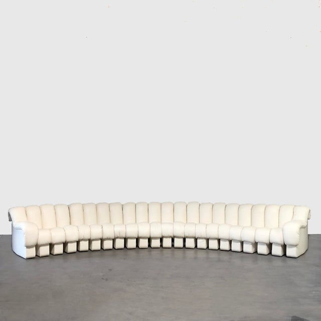 De Sede Non Stop Sofa For Sale In Los Angeles - Image 6 of 6