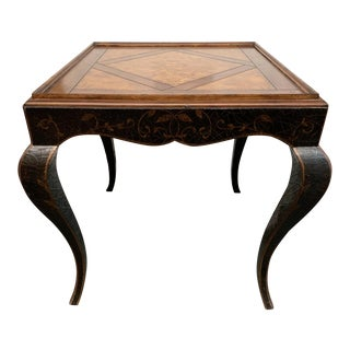 Milling Road End Table by Baker Furniture For Sale