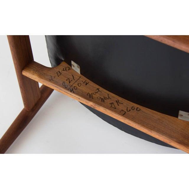Finn Juhl for Baker Furniture Model 48 Chair For Sale - Image 9 of 9