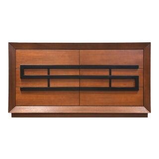 Maximilian Original for Karp Furniture Mahogany Dresser For Sale