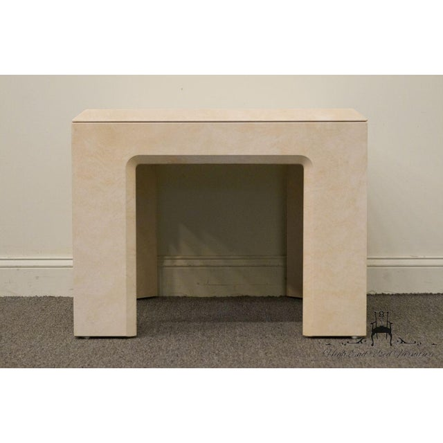 """Late 20th Century Lane Furniture Contemporary Style 28"""" End Table For Sale - Image 5 of 13"""