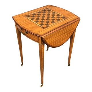 American Classical Baker Furniture Company Collectors Edition Fliptop Game Table