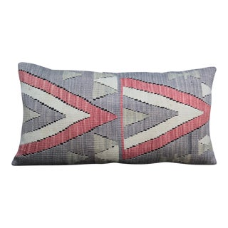 Lumbar Kilim Long Cushion For Sale