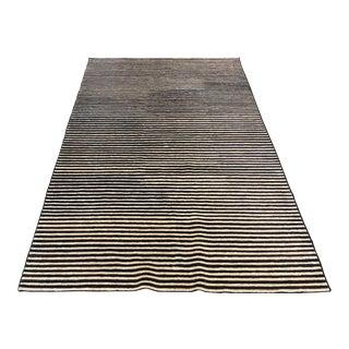 "Mansour Modern Striped Rug - 5'6"" X 9'9"""
