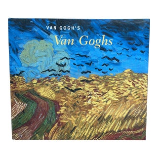 """Van Gogh"" Abrams Publishing-1998 For Sale"