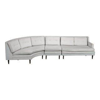 1940s Mid-Century Modern Edward Wormley Sofa For Sale