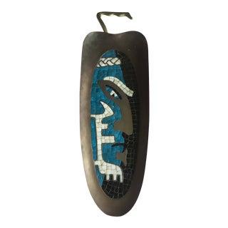 Salvador Teran Aztec Image 1955 For Sale