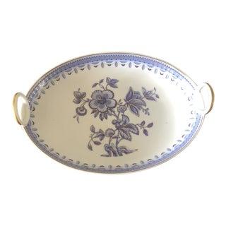 Kaiser Porcelain Handled Holiday Dish For Sale