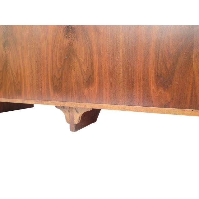 1950s T.H. Robsjohn-Gibbings Mahogany Dresser - Image 10 of 10