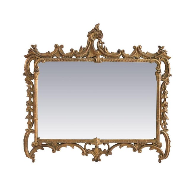 Gilded Buffet Mirror - Image 1 of 2