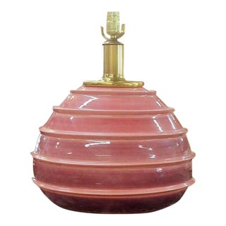 Palm Beach Pink Fab Lamp