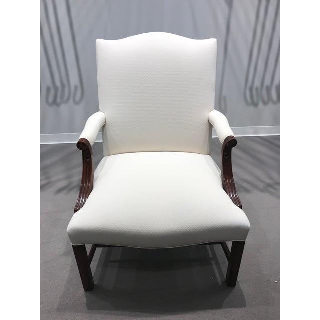 Kravet Mark Hampton Side Chair For Sale - Image 12 of 12