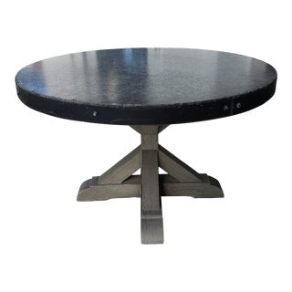 Modernist Round Table For Sale