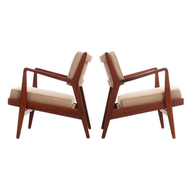 Jens Risom Lounge Chairs For Sale - Image 13 of 13