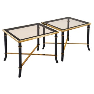 Maison Baguès Art Deco Side Tables - a Pair For Sale