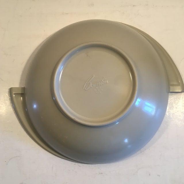 Vintage Boonton Melmac Divided Dish - Image 5 of 6