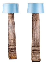 Image of Rustic Floor Lamps